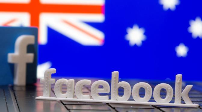 Australia y Facebook llegan a un acuerdo de compromiso en disputa sobre contenido de medios