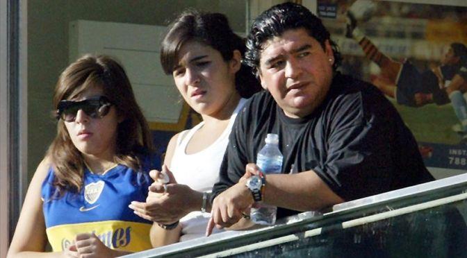 Citan a las hijas de Maradona para prestar declaración testimonial por su muerte