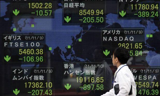 Las acciones asiáticas avanzan en un repunte inspirado en las materias primas
