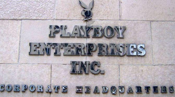 Playboy se acerca a un acuerdo para comprar la cadena de bienestar sexual Lovers