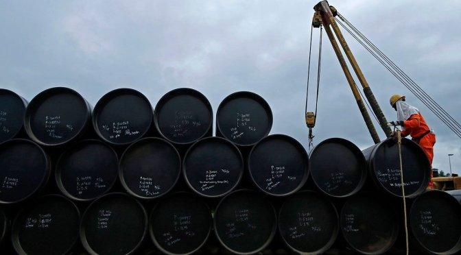Precios del petróleo cerca de máximos de 13 meses