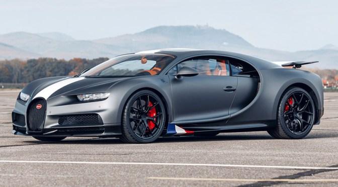 Volkswagen tomará una decisión sobre Bugatti en H1