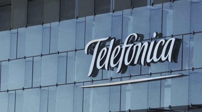 Telefónica busca socio de fibra para empresa brasileña