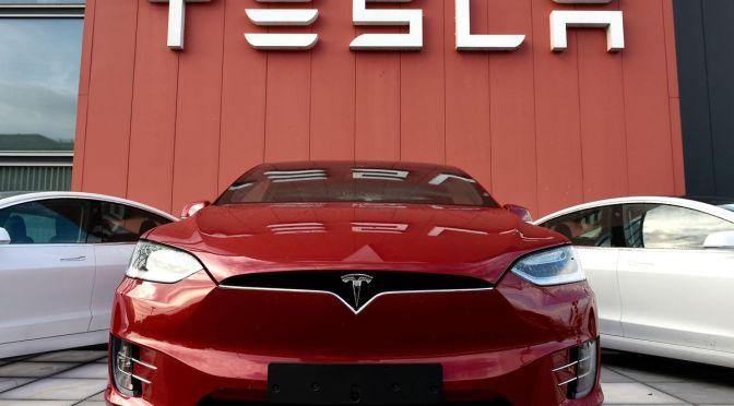 Tesla comparte números rojos para 2021