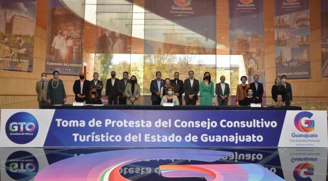 Sandra Vázquez, Directora de Grupo Levain & Co. es nombrada Coordinador Ejecutivo del Consejo Consultivo Turístico del Estado de Guanajuato