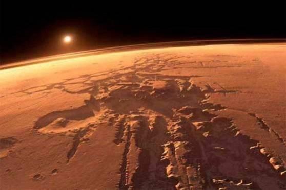 Nave espacial china sin tripulación entra con éxito en la órbita de Marte
