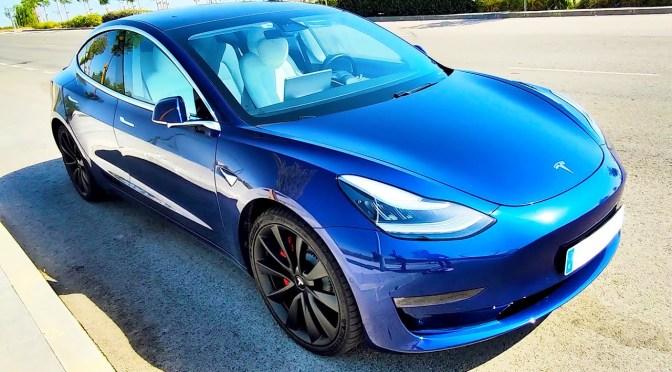 Tesla detiene temporalmente la producción en la línea Model 3 en California