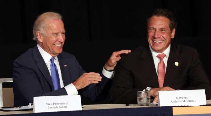 Biden no muestra postura sobre caso Cuomo