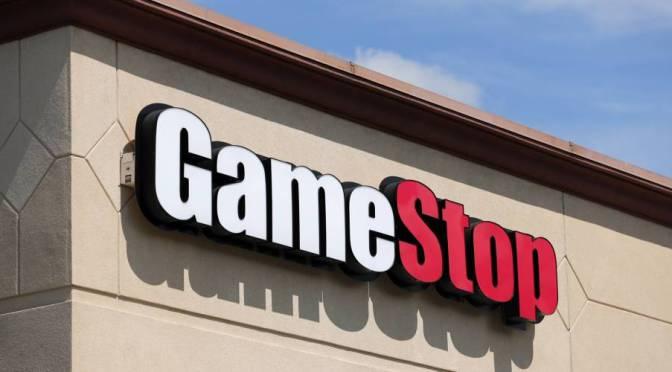 Acciones de GameStop aumenta más del 50%