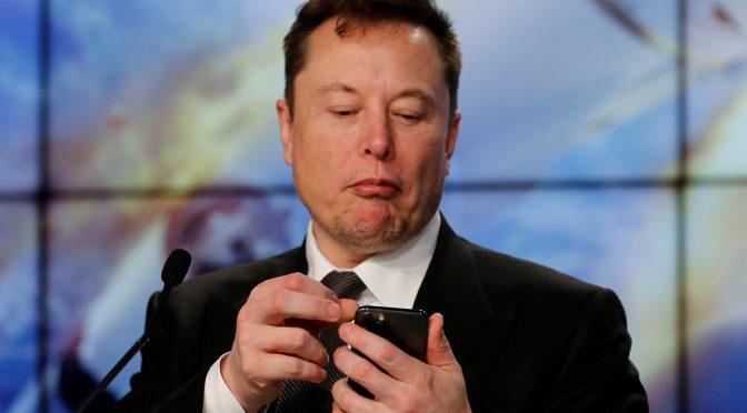 Inversor de Tesla demanda a Musk y afirma que sus tuits violan el acuerdo de la SEC