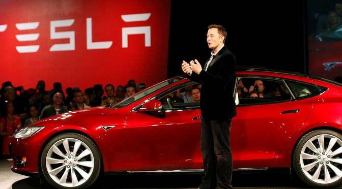 Tesla ahora se puede comprar por bitcoin: Elon Musk