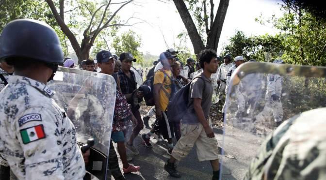 Guatemala condena asesinato de migrante en el cruce fronterizo de México