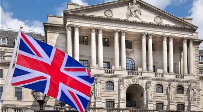 Banco de Inglaterra da la bienvenida a las señales de recuperación