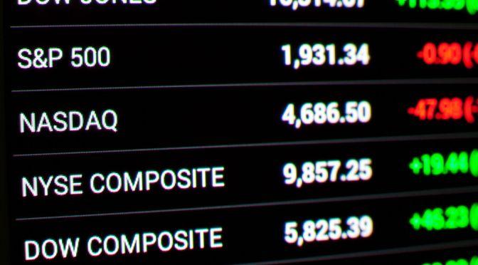 S&P 500 y Dow Jones abren a la baja