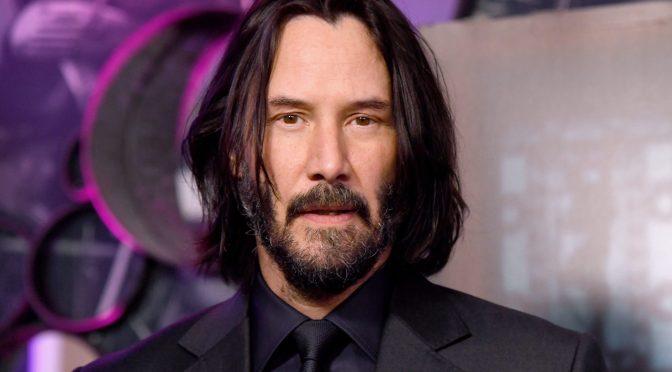 Keanu Reeves realizará en Netflix película y serie basadas en el cómic Brzrkr