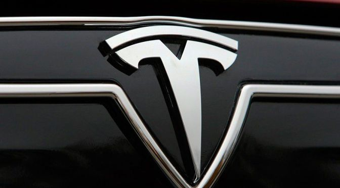 Tesla aumenta casi un 20%, el mayor aumento diario en un año