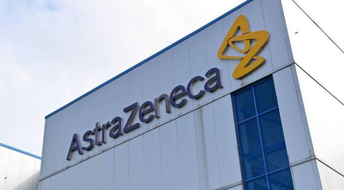 AstraZeneca vendió el fabricante de vacunas Moderna el año pasado