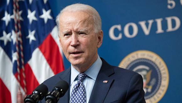 Senado de Estados Unidos aprueba plan de rescate de Biden para la pandemia