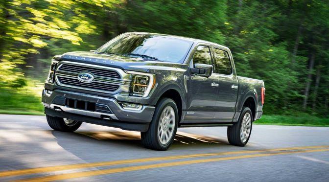 Ford deja inactiva la planta de camiones F-150 hasta el domingo debido a la escasez mundial de chips