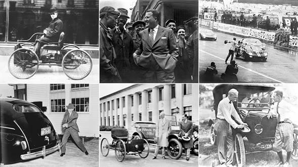 #TBT Los archivos de Ford celebran su 70º aniversario