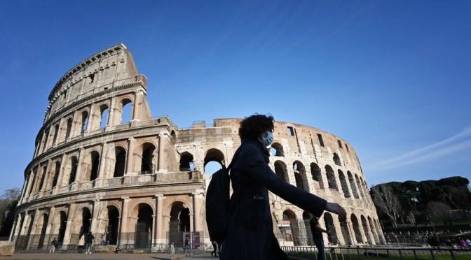 Italia detallará 32,000 millones de euros de estímulo y ampliará la prohibición de los despidos