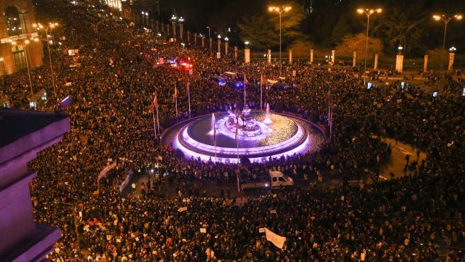 Jueces confirman la prohibición de todas las marchas del 8M en Madrid