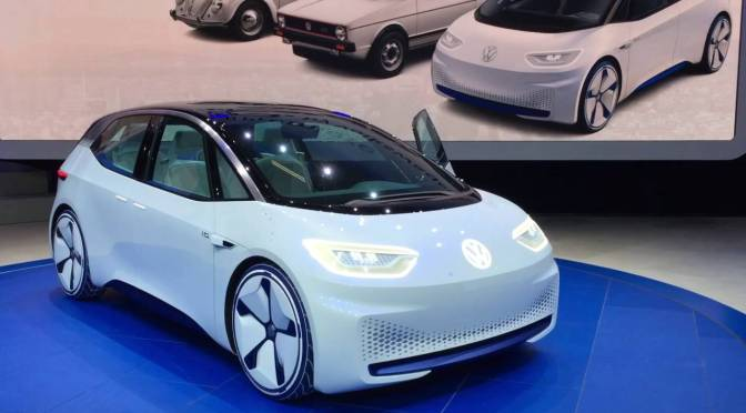 Volkswagen acelera su cambio al mundo eléctrico