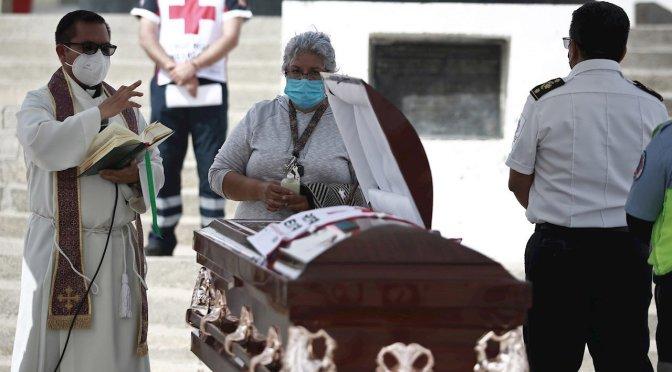 Podría haber muchas muertes indirectas por COVID: López Ridaura