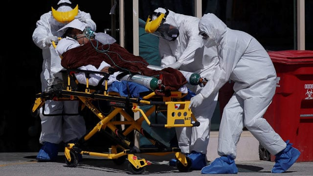 México supera los 321,000 muertos reales por COVID-19