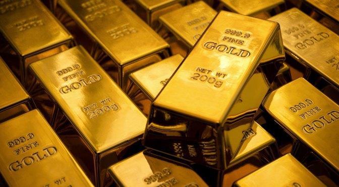 Oro cerca de su peor trimestre en más de 4 años