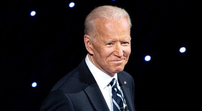 Destaca Biden que Estados Unidos no puede detenerse en lucha contra racismo