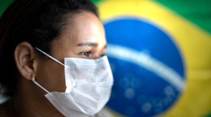 Brasil detecta el primer caso de variante sudafricana de COVID-19