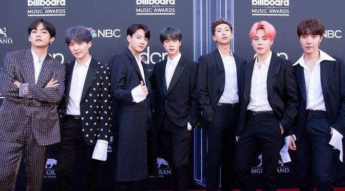 BTS condena el racismo antiasiático