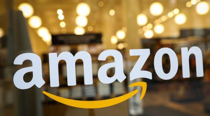 Ventas y las ganancias de Amazon aumentan debido al aumento de compras por la pandemia