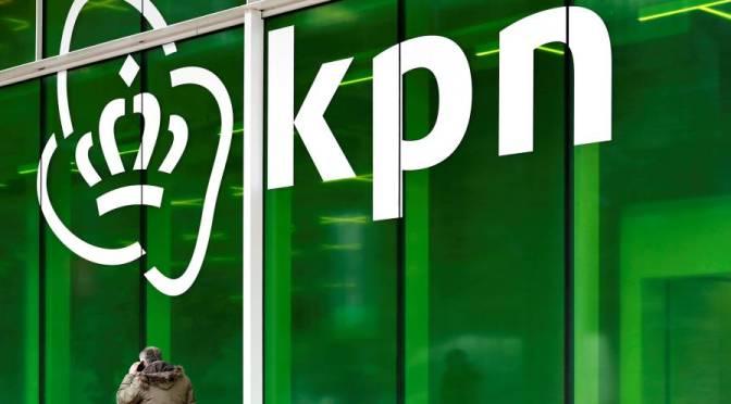 KPN demanda a Ericsson por patentes de telecomunicaciones