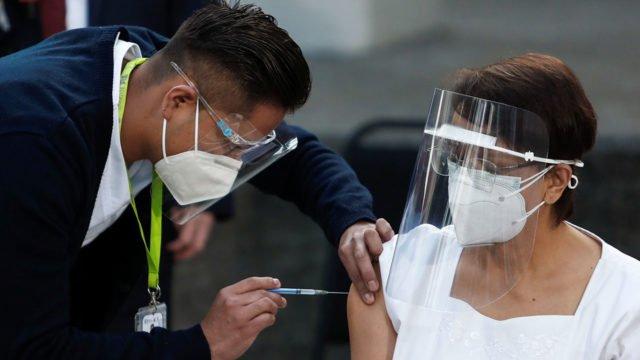 México tiene como objetivo tener una vacuna propia aprobada para su uso para finales de 2021