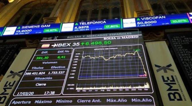 Europe Inc. observa un salto récord de ganancias en el primer trimestre a medida que la economía se recupera