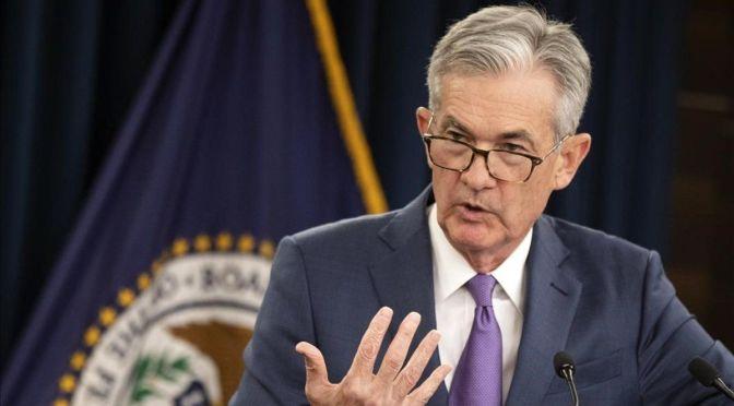 Economía de Estados Unidos se encuentra en un punto de inflexión: FED