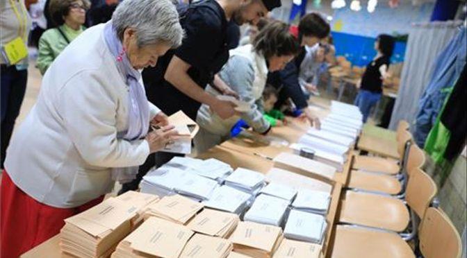 Voto presidencial en Perú se dirige a su segunda vuelta