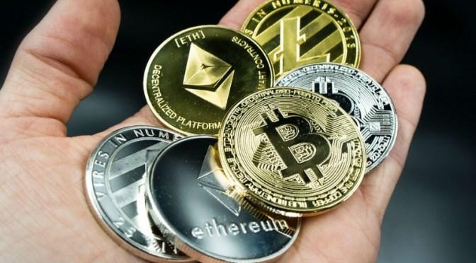 Entradas de criptomonedas alcanzaron un máximo histórico de 4,500 millones de dólares en el primer trimestre