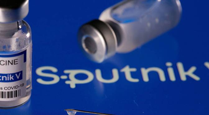 Regulador de salud de Brasil rechaza la vacuna rusa Sputnik