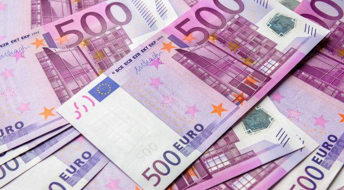 Actividad empresarial de la zona euro vuelve a crecer en marzo