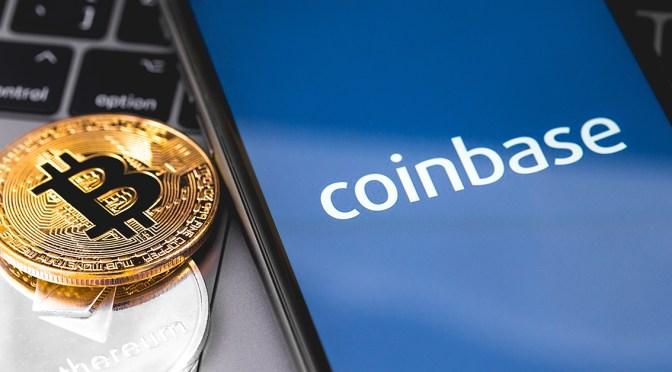 Acciones de Coinbase saltan un 10% día después del debut en Nasdaq