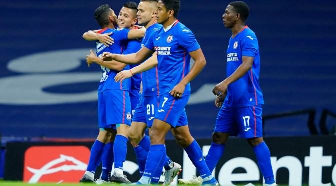 Cruz Azul asegura el liderato una jornada antes del final del torneo