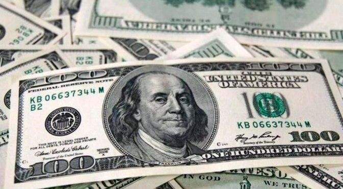 Dólar se dirige a la segunda semana de pérdidas a medida que los rendimientos disminuyen