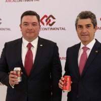 Anuncia Arca Continental inversión de 11 mil mdp en 5 países