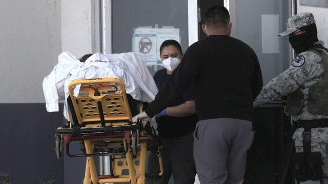 México reporta 3,089 nuevos casos de coronavirus y 190 muertes más