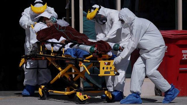 México reporta 2,192 nuevas muertes por coronavirus en 24 horas, una de las cifras más altas en lo que va de la pandemia