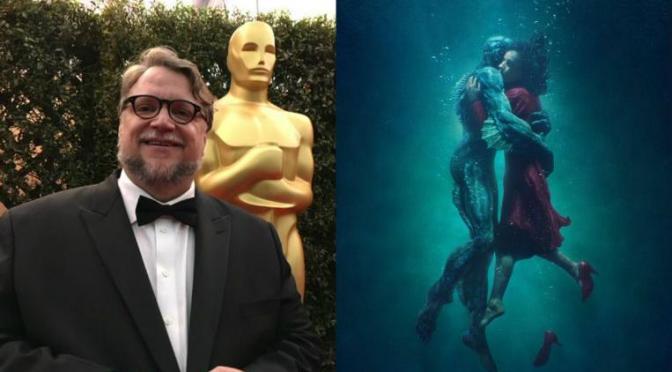 Retiran demanda por supuesto plagio de  The Shape of Water por Guillermo Del Toro