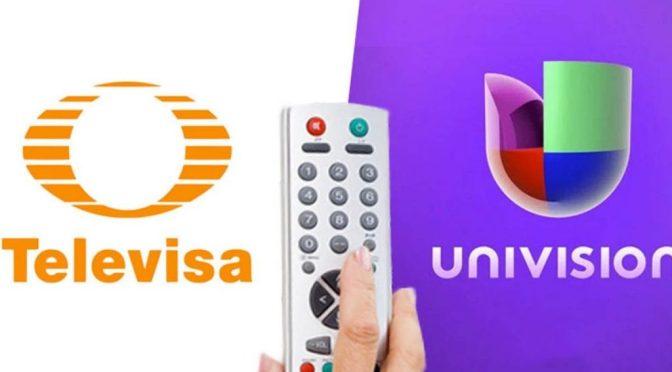 Televisa y Univision combinan activos en materia de contenidos en una transacción que crea el grupo mediático en habla hispana más relevante del mundo